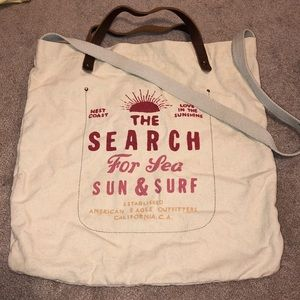 Handbags - AMERICAN EAGLE LARGE BEACH BAG